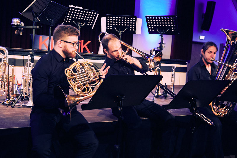 No limits -Grenzenlos verspielt: Munich brass connection